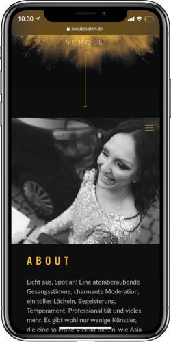 iPhone XS Frame Transparent asiadesaleh-min